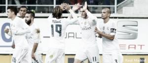 Eibar - Real Madrid, puntuaciones Real Madrid, jornada 13 Liga BBVA