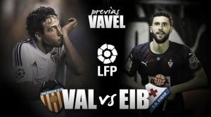 Valencia - Eibar: disfrutar compitiendo