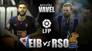SD Eibar - Real Sociedad: permanecer en la prosperidad