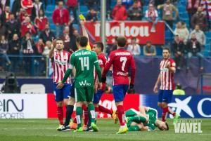 Atlético de Madrid 3-1 Eibar: puntuaciones Eibar, jornada 23 de la Liga BBVA