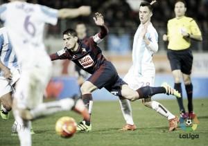 El Eibar vuelve a caer ante un Málaga efectivo