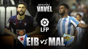 Eibar - Málaga: la cuarta seguida