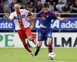 Liga Adelante, présentation des équipes: SD Eibar (2/22)