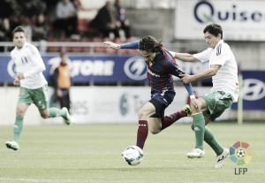 Eibar - Recreativo: puntuaciones del Recreativo, jornada 36