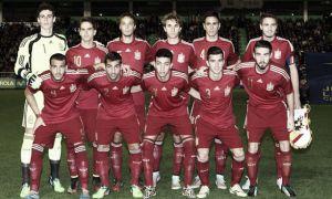 Jonny y Costas, titulares con la selección española sub21