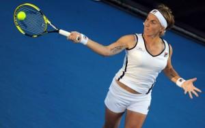 WTA Auckland: avanzano Kuznetsova e Stephens, out Larsson e Vandeweghe