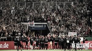 El Eintracht se planta en la final ante el Bayern