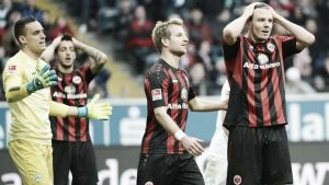 Resumen temporada del Eintracht de Frankfurt 2013/2014: de Europa al abismo