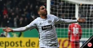 L'Eintracht vince e accede alle semifinali di Dfb Pokal