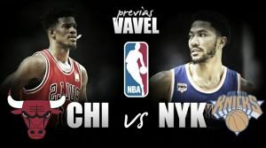 Previa Bulls - Knicks: la rosa vuelve al lugar en el que creció