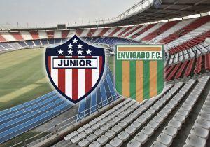 Junior - Envigado: ¿Quién se llevará los tres puntos?