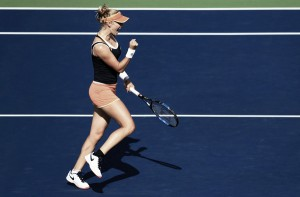 Top 10 WTA Matches of 2017: #6 - Ekaterina Makarova saves two match points, upsets Johanna Konta in thriller