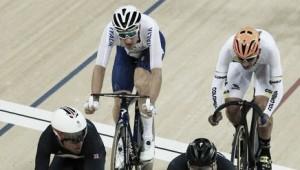 Rio 2016, ciclismo su pista: Viviani passa in testa nell'omnium!