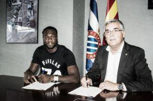 El Espanyol anuncia el fichaje de Felipe Caicedo