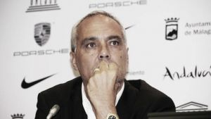 """Husillos: """"En un par de años el Málaga no tendrá apuros por vender"""""""