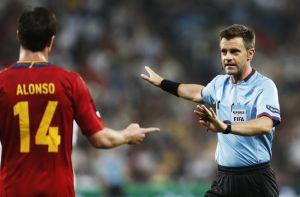 Rizzoli pitará el España - Países Bajos
