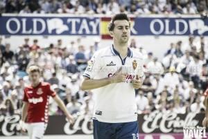 Manu Lanzarote, el mejor frente al Nàstic según la afición