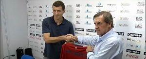 Javi Gracia se despedirá el miércoles de Osasuna