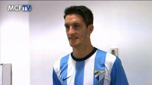 """Luis Alberto: """"Trabajaremos para poner al Málaga donde se merece"""""""