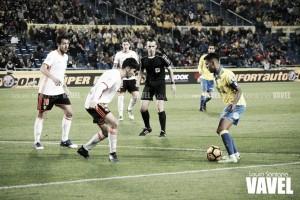 La contracrónica: el regreso de Viera alivia a Las Palmas