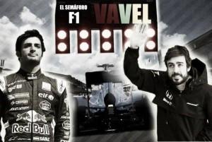 El semáforo de F1 VAVEL. Gran Premio de China 2016