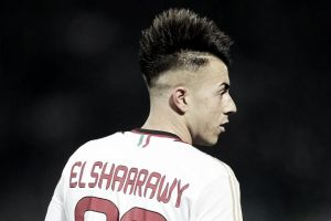 Milan, El Shaarawy fuori ancora un mese