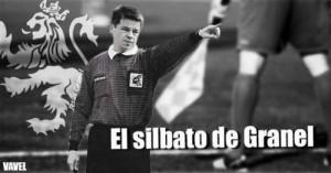 El silbato de Granel 2017/2018: Real Zaragoza - Valencia CF, Copa del Rey