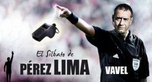 El silbato de Pérez Lima:jornada 1, Liga BBVA