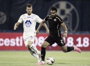 Dinamo Zagreb (6) 4-1 (2) Skënderbeu Korcë: Croatian giants reach Champions League Group Stage