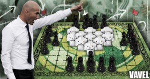 El Tablero Real: nuevo escollo para la pizarra de Zidane en territorio andaluz
