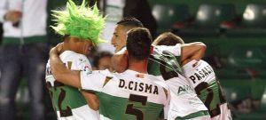 Elche - Almería: puntuaciones del Elche, jornada 26 de la Liga BBVA