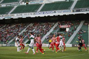 Almería - Elche: puntuaciones del Elche, segunda ronda de Copa del Rey