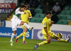 Villarreal - Elche: puntuaciones del Elche, ida de dieciseisavos de Copa del Rey