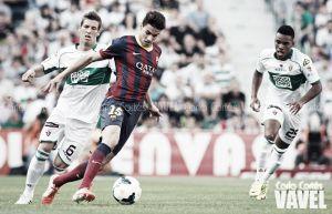 Elche vs Barcelona en vivo y directo online (0-6)