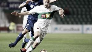 Albacar falla el penalti de la victoria