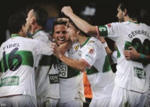 L'Elche FC en Liga la saison prochaine