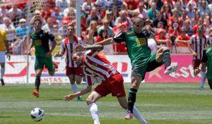Liga BBVA: Almería - Elche, así lo vivimos