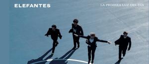El grupo Elefantes presenta su nuevo disco: 'La primera luz del día'