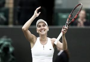 Vesnina acaba con las opciones de Cibulkova