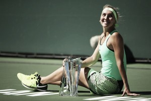 Top 5 WTA Surprises of 2017: #5 - Elena Vesnina stuns the world with Indian Wells title