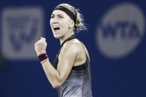 WTA Wuhan: Elena Vesnina starts her campaign with a win over local favorite Duan Yingying