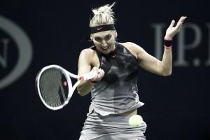 US Open: Elena Vesnina books third round spot with convincing victory over Kirsten Flipkens