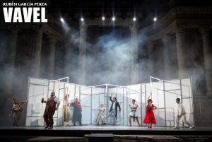 El Eunuco: teatro, música y vodevil en Atenas