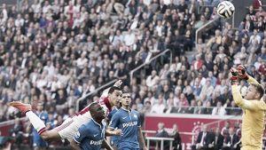 El tridente del PSV machaca al Ajax