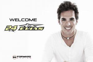Toni Elías cerrará la temporada junto al Forward Racing