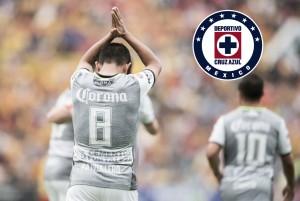 Elías Hernández firma por tres años con Cruz Azul