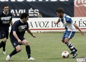 Derbi asturiano en la primera ronda de la Copa