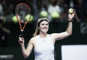 WTA Finals: Elina Svitolina defeats Simona Halep, ends the season on a high
