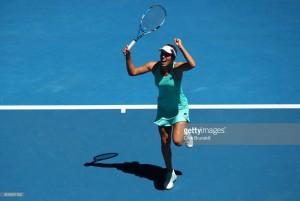 Australian Open 2018: Brilliant Elise Mertens storms past Elina Svitolina into first major semifinal