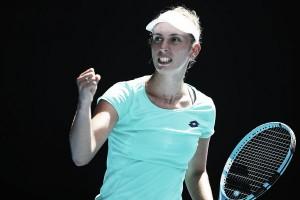 WTA Lugano: Elise Mertens caps off memorable week with terrific win over Aryna Sabalenka in straightforward final